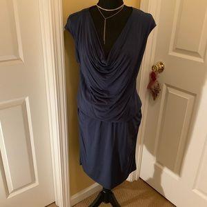 Kenneth Cole blue dress. Size Medium. NWT